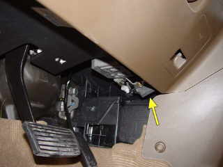Honda Crv on 2002 honda accord obd connector location