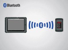 AUTEL MaxiSys Bluetooth Verbindung