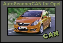 OpeScanner CAN Logo
