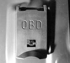 BMW OBD-2 Buchse Kappe