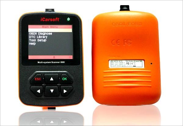 iCarsoft i908 für Audi VW Seat Skoda OBD Diagnosegerät