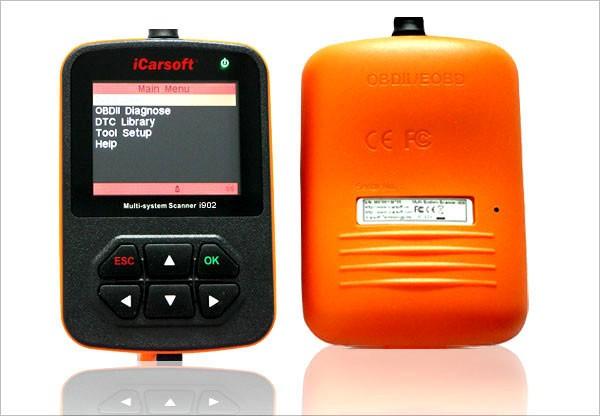 iCarsoft i902 für Opel OBD Diagnosegerät