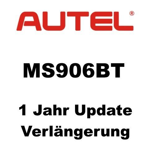 Autel MaxiSys MS906BT Update-Verlängerung