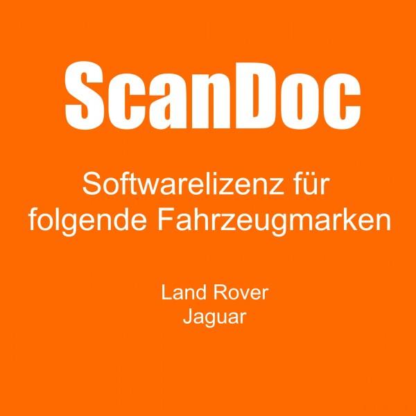 Diagnosesoftware für LAND-ROVER