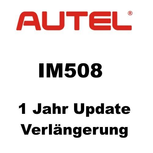 Autel MaxiIM IM508 Update-Verlängerung