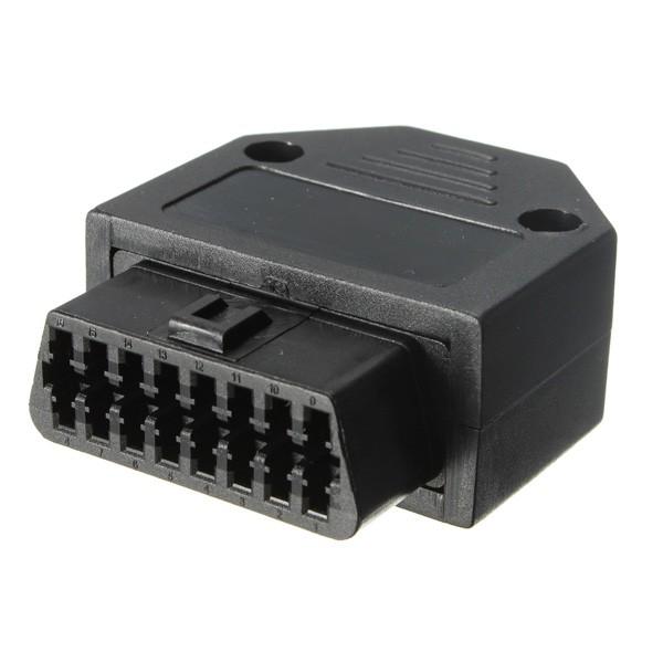 OBD-2 Buchse im Gehäuse 16 Pin J1962