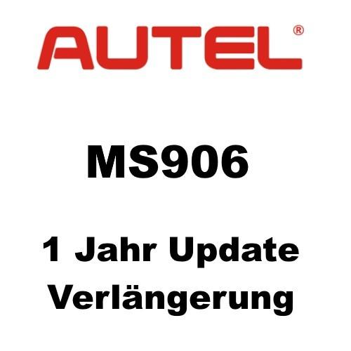 Autel MaxiSys MS906 Update-Verlängerung