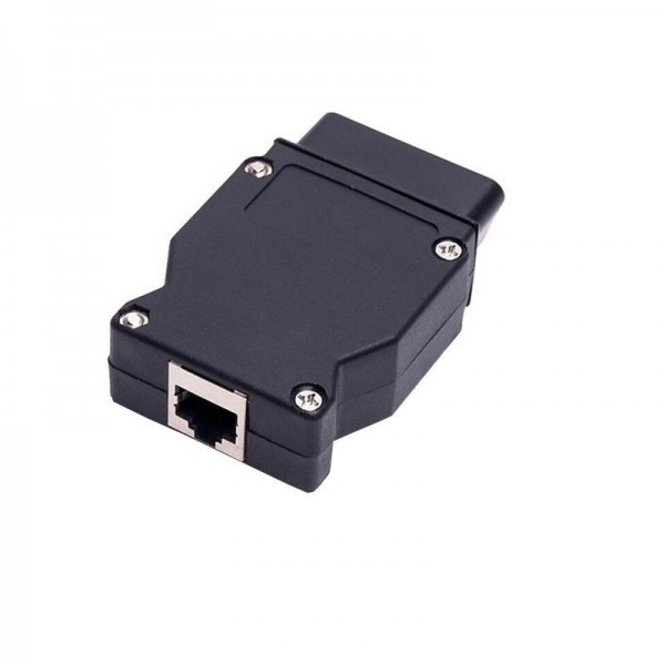 ENET V2 OBD Ethernet LAN Adapter Stecker für BMW Diagnose Codieren