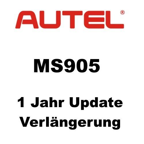Autel MaxiSys MS905 Update-Verlängerung