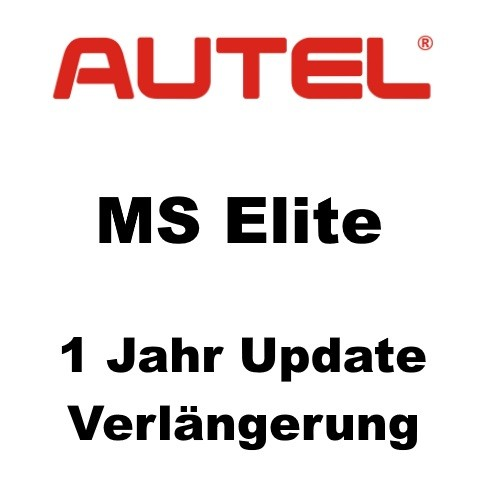 Autel MaxiSys Elite Update-Verlängerung