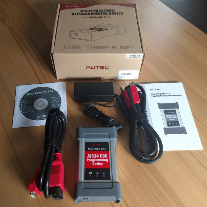 Autel MaxiFlash Elite J2534
