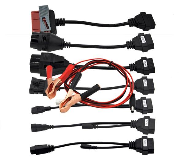 OBD Adapterkabel Set für Autel Autocom Delphi DS150E TCS CDP